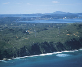 Albany Wind Farm - Accommodation Port Macquarie