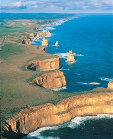 12 Apostles Flight Adventure from Apollo Bay - Accommodation Port Macquarie