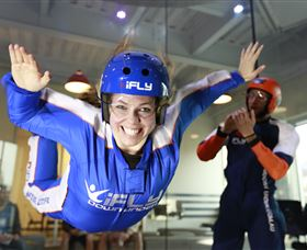 iFly Indoor Skydiving - Accommodation Port Macquarie