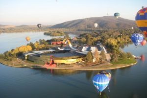 Canberra Hot Air Balloon Flight at Sunrise - Accommodation Port Macquarie