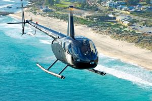 Perth Beaches Helicopter Tour from Hillarys Boat Harbour - Accommodation Port Macquarie