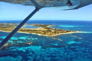 Rottnest Island  Perth City Scenic Flight - Accommodation Port Macquarie