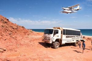 Horizontal Falls Full-Day Tour from Broome 4x4  Seaplane - Accommodation Port Macquarie