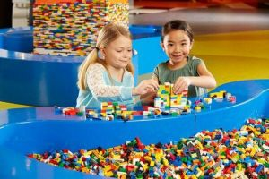LEGOLAND Discovery Centre Melbourne General Entry Ticket - Accommodation Port Macquarie