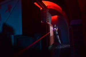 Lazer Tag at Game Over on the Gold Coast - Accommodation Port Macquarie