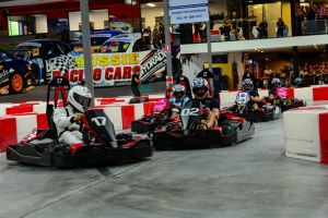 Indoor Go-Kart Racing at Game Over on the Gold Coast - Accommodation Port Macquarie
