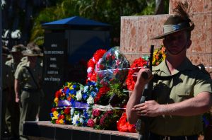 Anzac Day Charters Towers - Accommodation Port Macquarie
